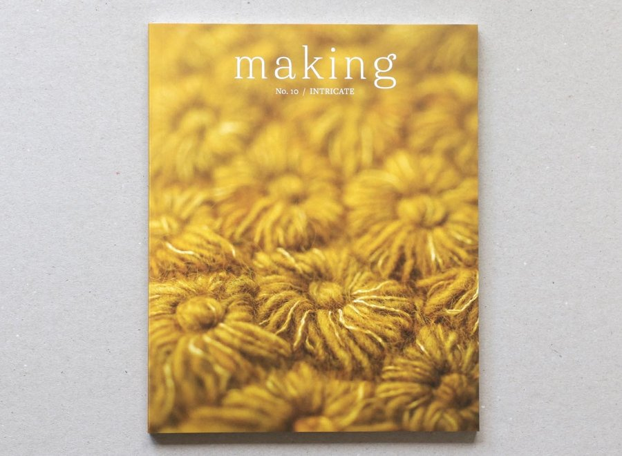 making n° 10 – Intricate