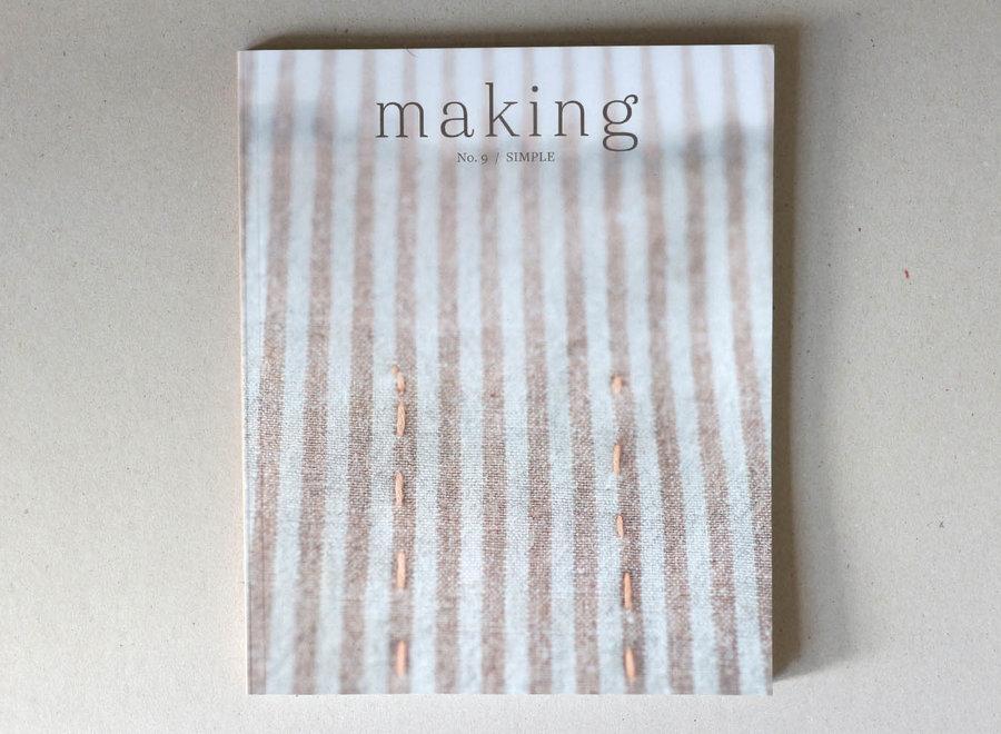 making n° 9 – Simple