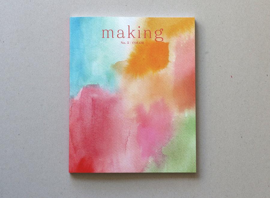 making n° 5 - Color