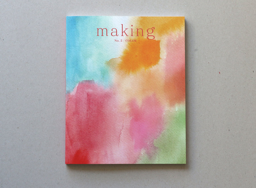 making n°5 / Color