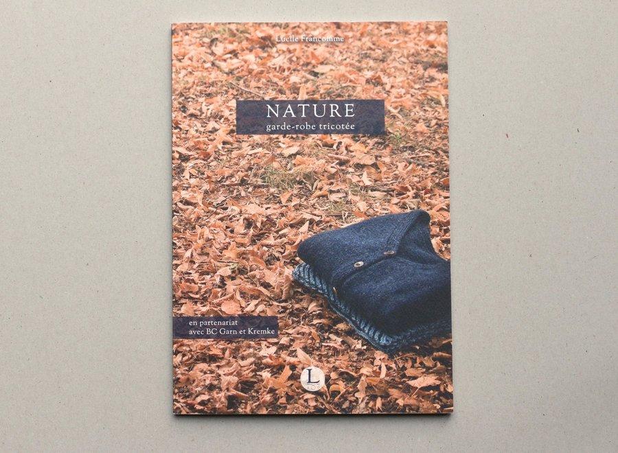 Nature, garde-robe tricotée
