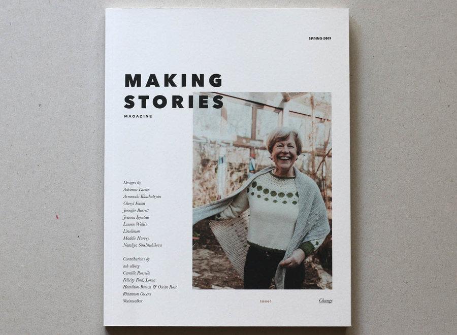making stories - 1 - Change