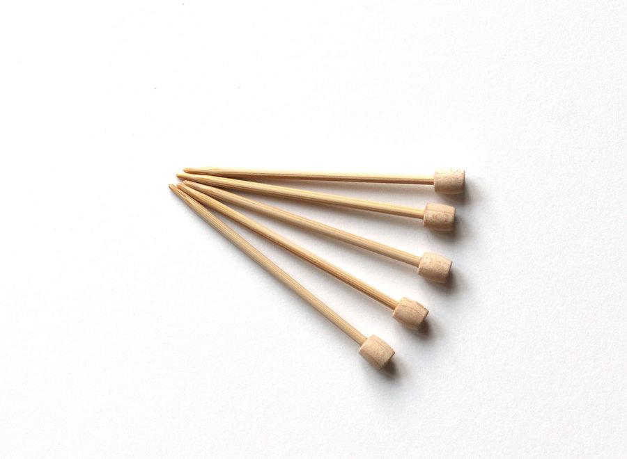 Épingles en bambou