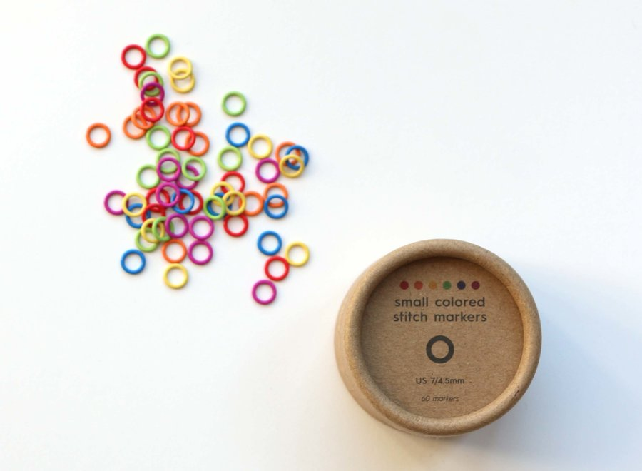 Cocoknits, anneaux marqueurs métal small
