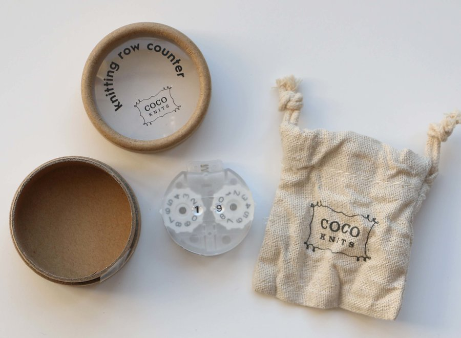 Cocoknits, Reihenzähler