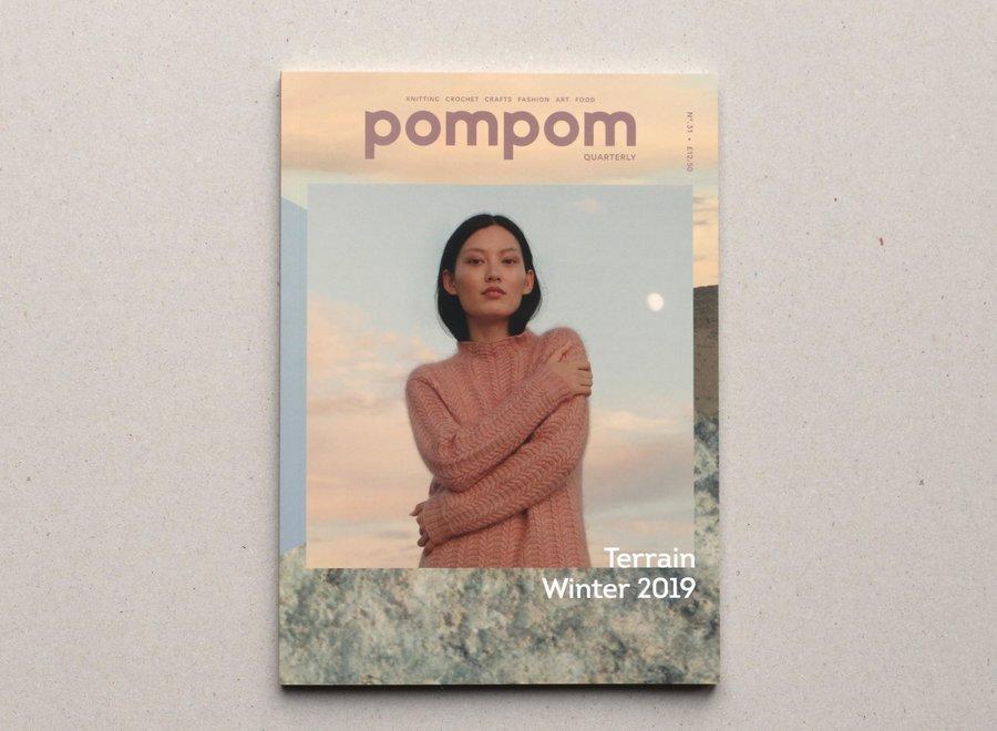pompom 31 - winter 2019 - Terrain