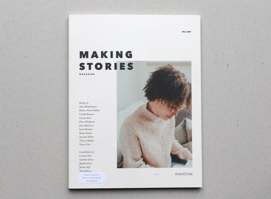 making stories - 2 - Loving & Caring