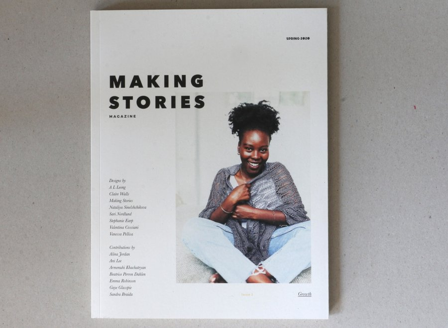 Issue 3 - Growth