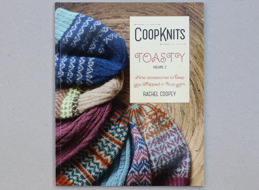 CoopKnits - Toasty 2