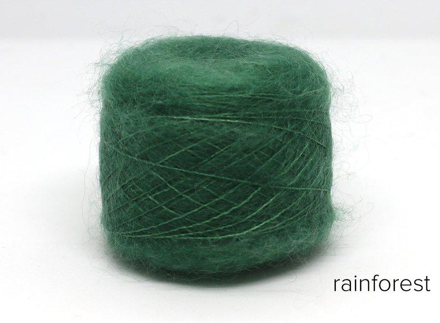 Kid silk uni - 25 gr