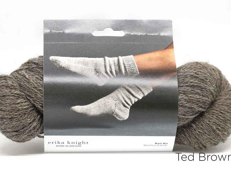 Local Wool Sock Kit