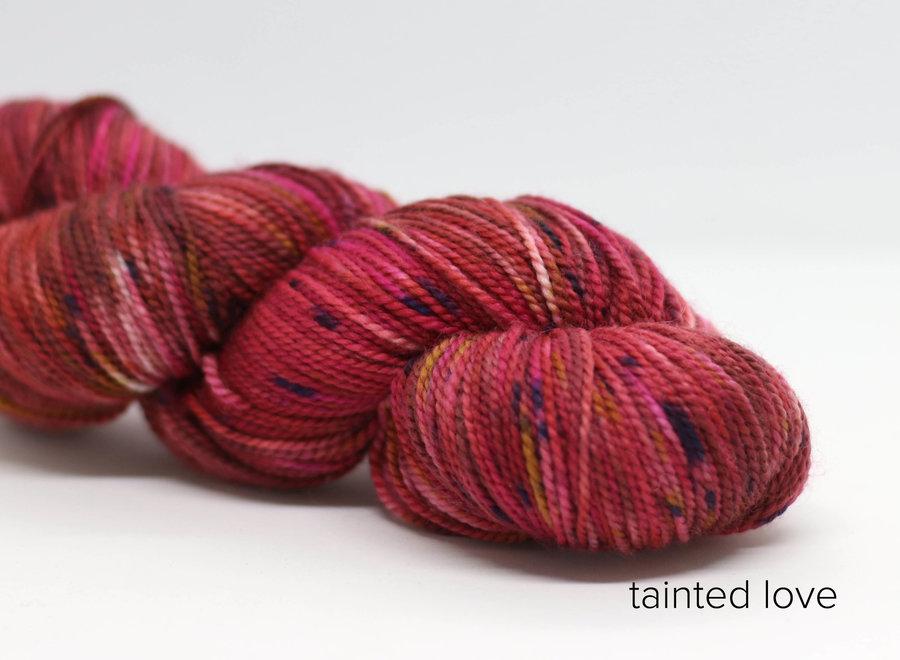 Merino Twist gemischt - 100 gr