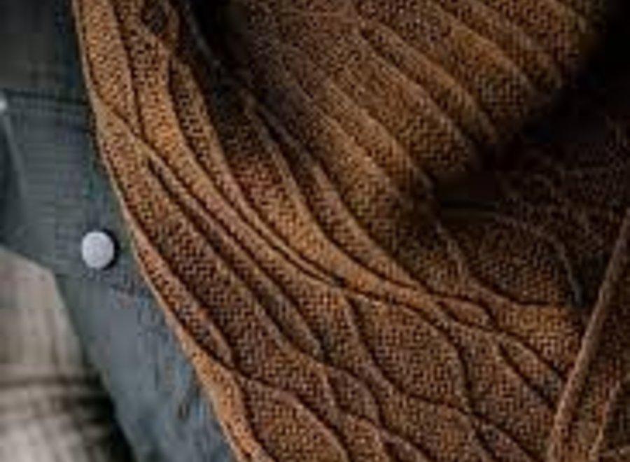 Sotabosc Shawl, kit de laine