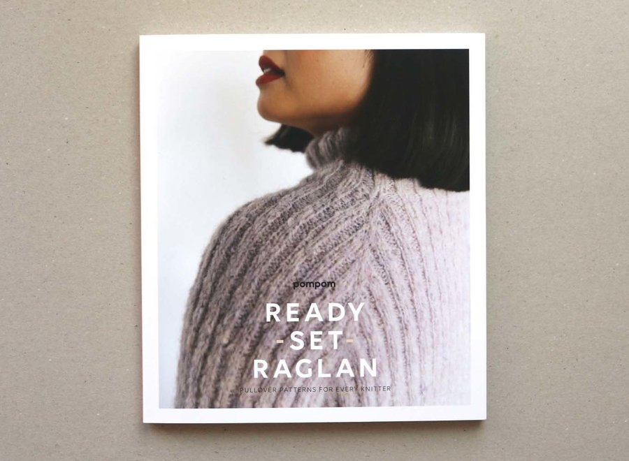 Ready set raglan - Pullover patterns for every  knitter