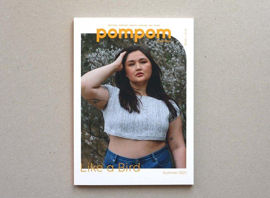 pompom 37 - summer 2021 - like a bird