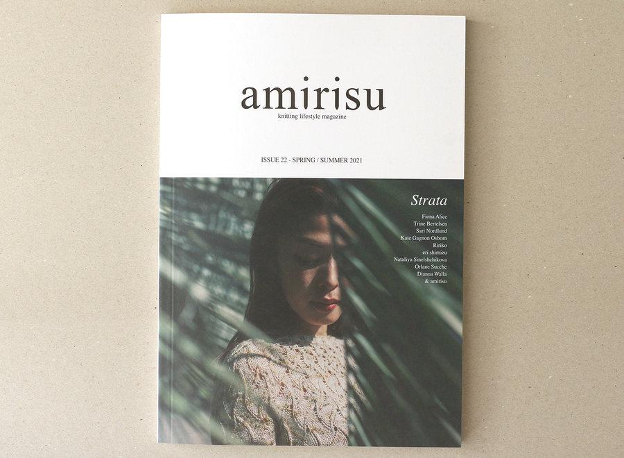 Amirisu 22 - spring/summer 2021 - STRATA