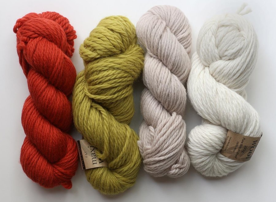 Maxi wool
