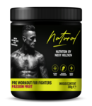 Pre Workout for Fighters Vegan by Nieky Holzken