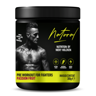 Pre Workout for Fighters Passion Fruit