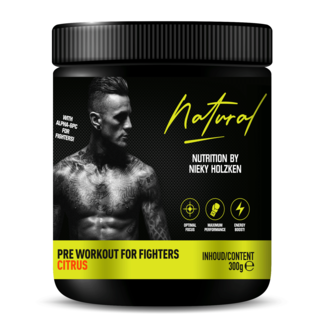 Pre Workout for Fighters Citrus