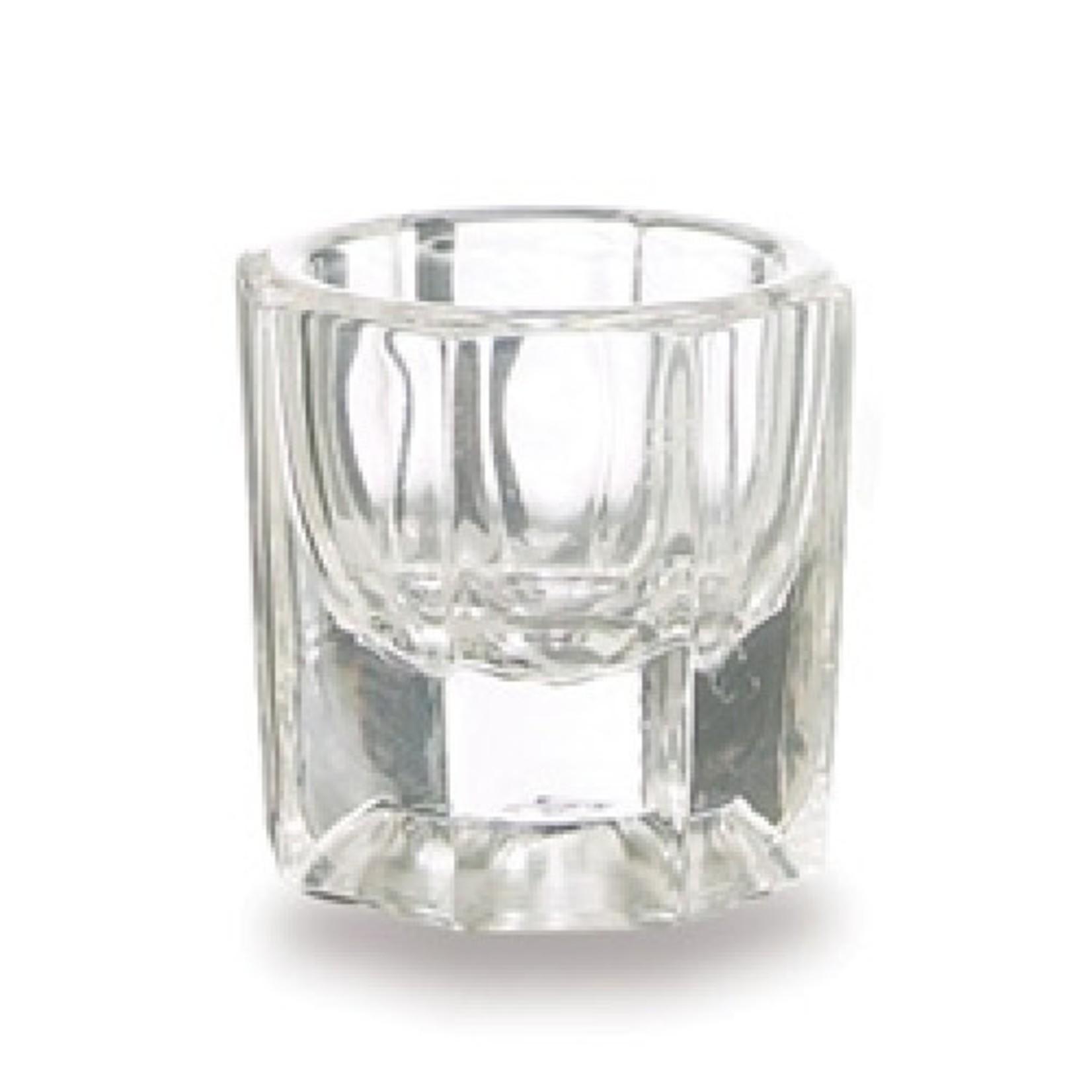 Browguru® Dappendish Mischschale Mischglas