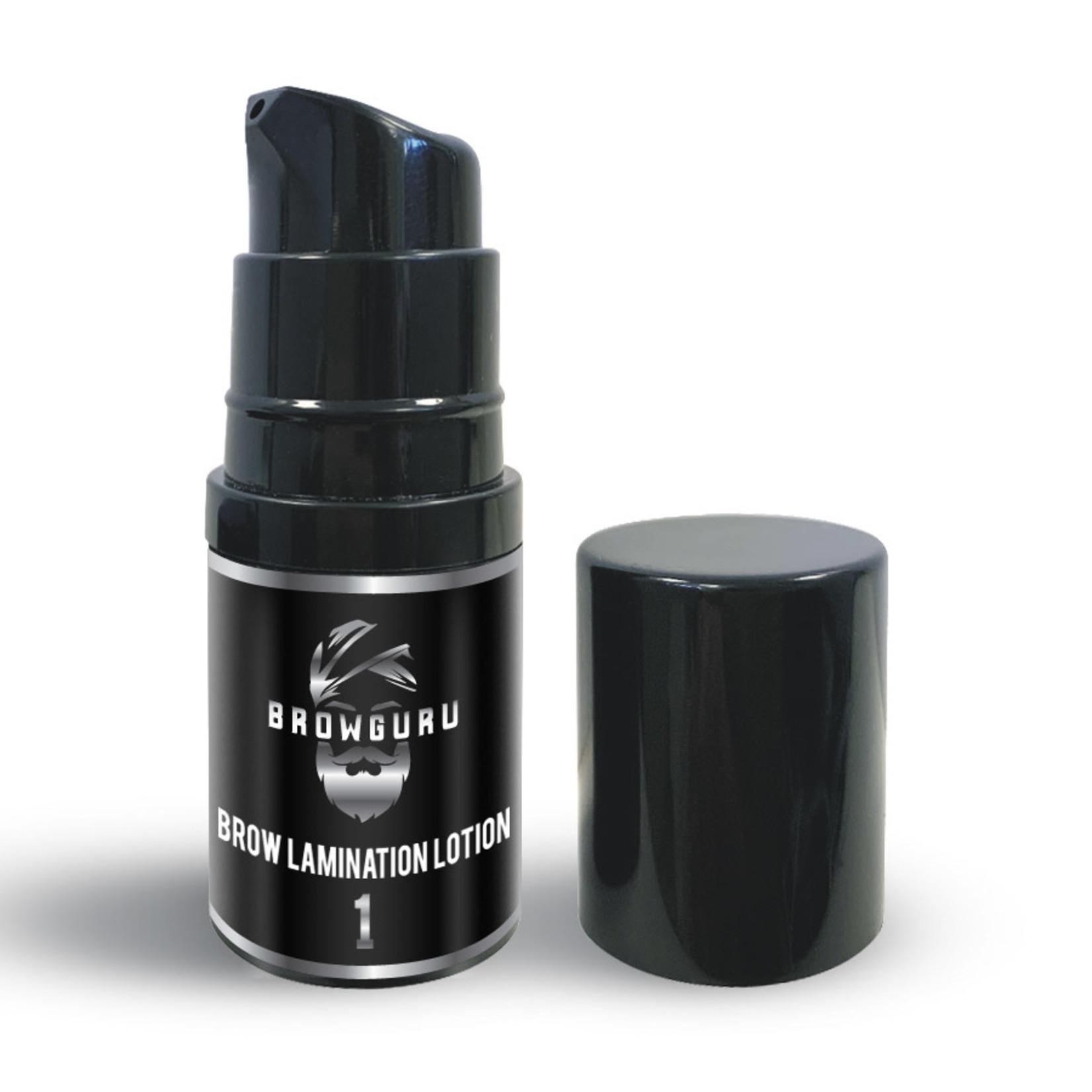 Browguru® Augenbrauenlaminierung Browlift  Basiskit