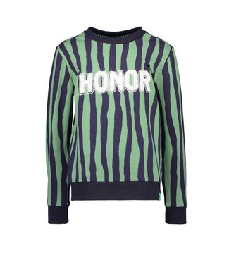 B.Nosy B.Nosy Boys Sweater hunter zebra