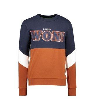 B.Nosy B.Nosy Boys sweater cognac