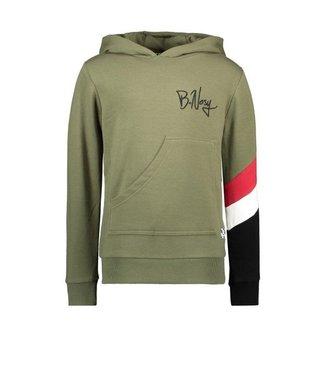 B.Nosy B.Nosy Boys hoodie army green