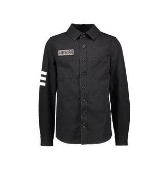 B.Nosy B.Nosy Boys blouse met print black