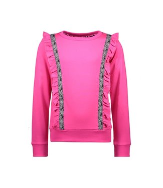 B.Nosy B.Nosy Girls sweater pink glo