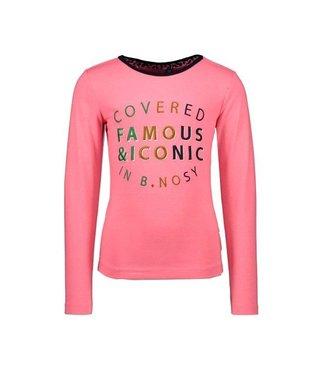 B.Nosy B.Nosy Girls shirt festival pink