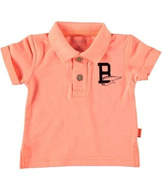 Bess Bess boys polo coral 20007