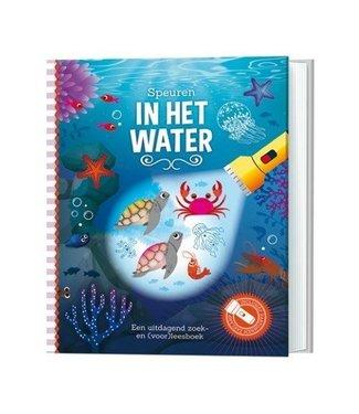 Speurboek Speurboek speuren in het water