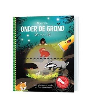 Speurboek Speurboek speuren onder de grond