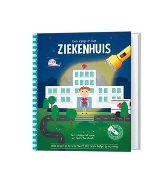 Speurboek Speurboek een kijkje in het ziekenhuis