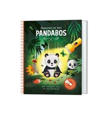 Speurboek Speurboek speuren in het pandabos