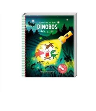 Speurboek Speurboek speuren in het dinobos