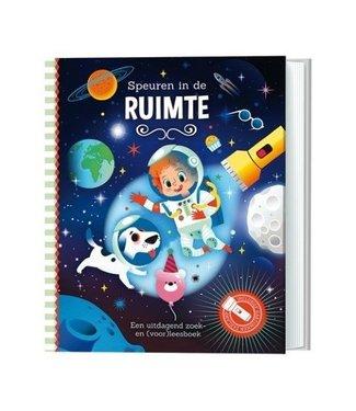 Speurboek Speurboek speuren in de ruimte
