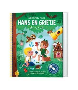 Speurboek Speurboek speuren naar Hans en Grietje