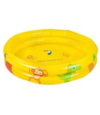 The Essentials The Essentials opblaasbaar Baby Zwembadje Geel Unisex