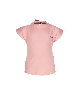 nOeser nOeser Manou top bow fairy pink