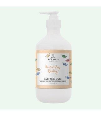 The Little Gift label The Little Gift label Baby body wash bubbly baby 250 ml