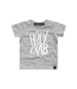 Your wishes Yourwishes shirt holy crab grijs