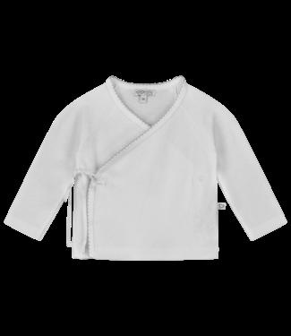 Mats & Merthe Mats&Merthe Wrap Cardigan White 2018-0061