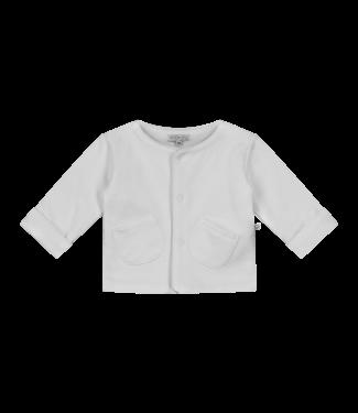 Mats & Merthe Mats&Merthe Vest Daisy White 2019-0028