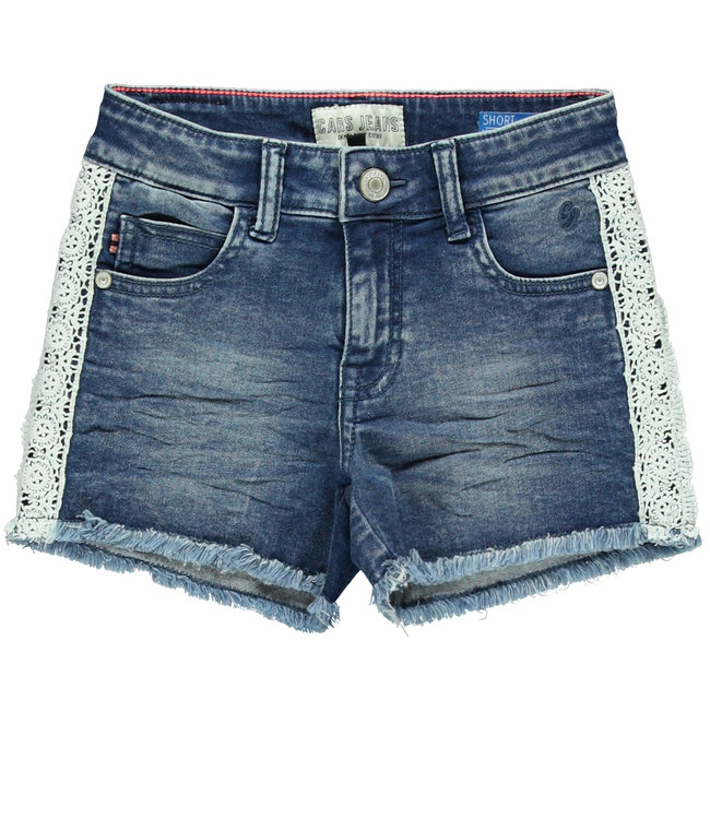 Cars Jeans Cars Jeans Girls short stone used