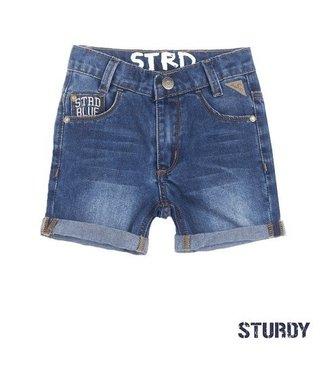 Sturdy Sturdy short donker denim