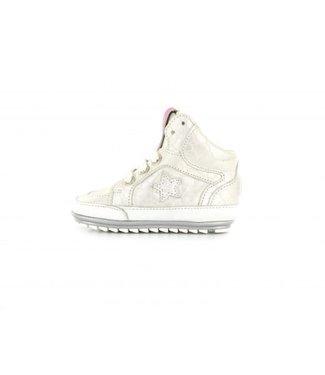 Shoesme Shoesme eerste stapjes babyschoen zilver