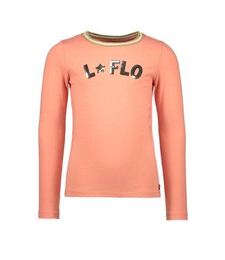 Like Flo Like Flo Girls shirt oh lalala old pink